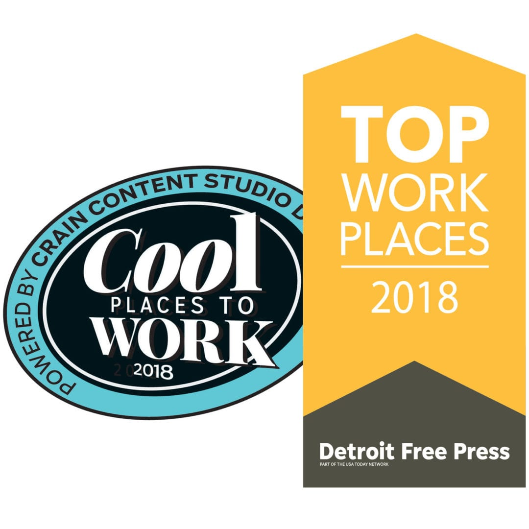 A&D is Two-for-Two in Workplace Awards!