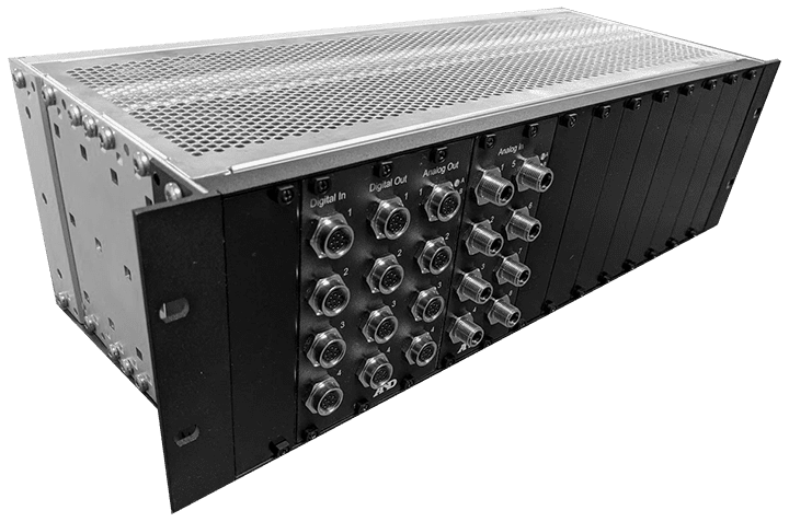 iConnect X-Series I/O Module Test Automation Equipment